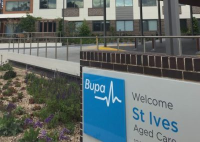 Bupa St Ives